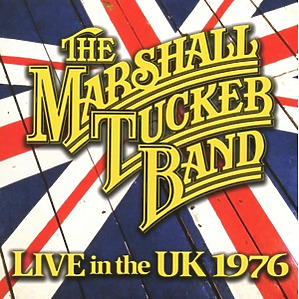 marshall tucker band,the - live in the uk 1976