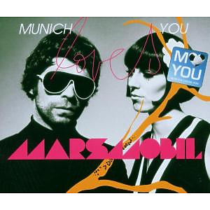 marsmobil - munich loves you