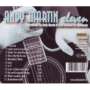 martin,andy - eleven (Back)