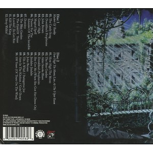 masters of reality - masters of reality (Back)