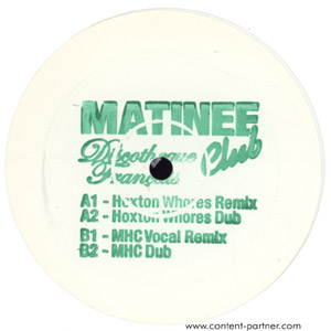 matinee club - discotheque francais