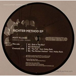 matt flores - richter method ep