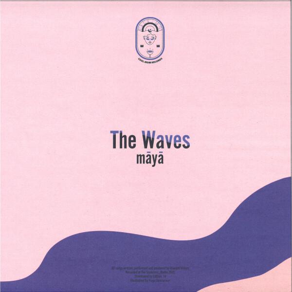 maya - The Waves (Back)