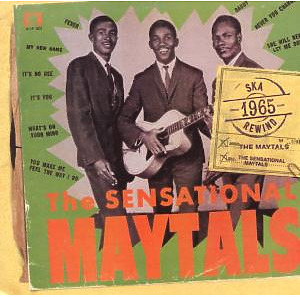 maytals,the - sensational maytals