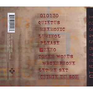 meat beat manifesto - answers come in dreams (Back)