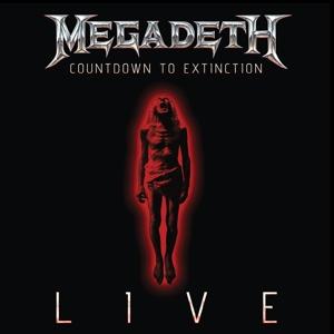 megadeth - countdown to extinction: live (cd)