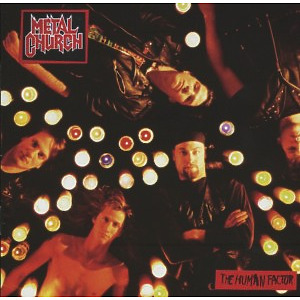 metal church - the human factor (re-release)