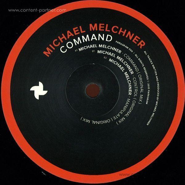 michael melchner - command (Back)