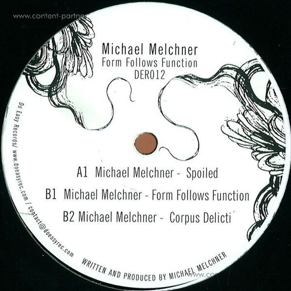 michael melchner - form follows function ep