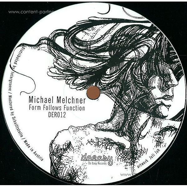 michael melchner - form follows function ep (Back)