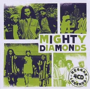 mighty diamonds,the - reggae legends (box set)