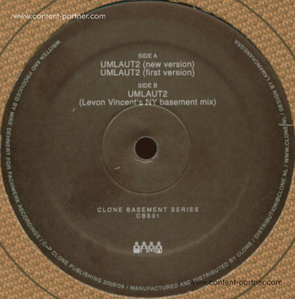 mike dehnert - umlaut2 (levon vincent remix) [soon back