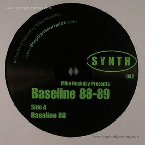 mike huckaby - Baseline 88-89 (back in)