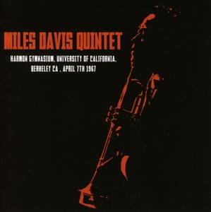 miles davis quintet - harmon gymnasium,university of ca,berkel