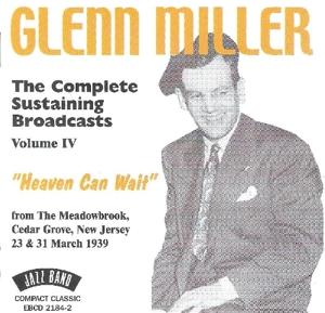 miller,glenn - heaven can wait