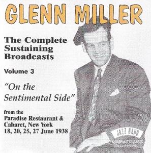 miller,glenn - on the sentimental side