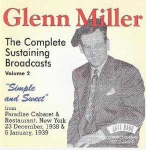 miller,glenn - sweet & simple complete