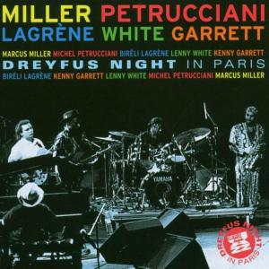 miller,marcus/petrucciani,mich - dreyfus night in paris