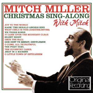 miller,mitch - christmas sing-along with mitch miller