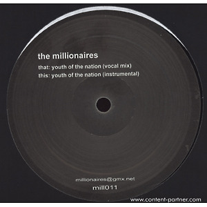 millionaires - youth of the nation
