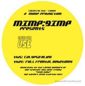 mimp:gimp - calypso alien / full frontal robotomy