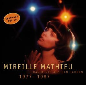 mireille mathieu - das beste aus den jahren 77-87