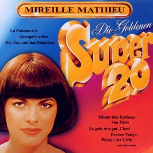 mireille mathieu - goldene super 20