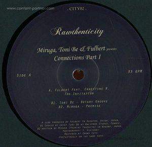 miruga / toni be & fulbert - connections part 1