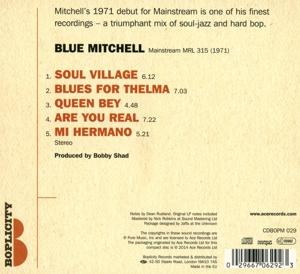 mitchell,blue - blue mitchell (Back)