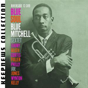 mitchell,blue - blue soul (keepnews collection)