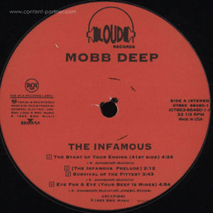 mobb deep - the infamous (soon back in)