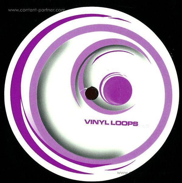 moby - feeling so real (vinyl loops 5) (Back)