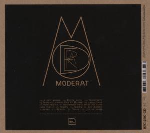 moderat - moderat (Back)