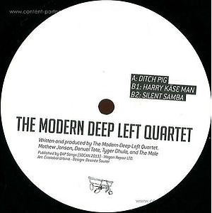 modern deep left quartet - ditch pig ep