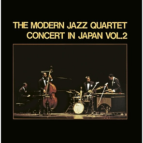 modern jazz quartet - concert in japan vol.2