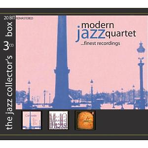 modern jazz quartet - finest recordings
