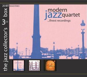 modern jazz quartet - finest recordings