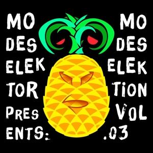 modeselektor proudly presents - modeselektion vol.3