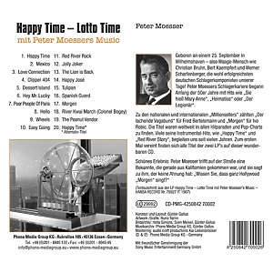moesser,peter - the best of peter moessers musi-happy ti (Back)