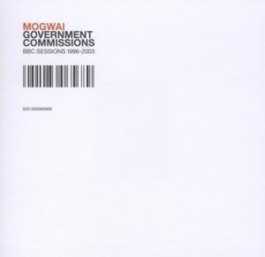 mogwai - government comissions