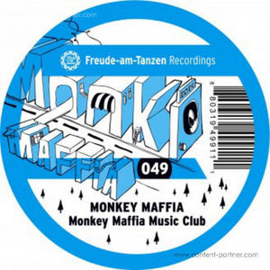 monkey maffia - monkey maffia music club