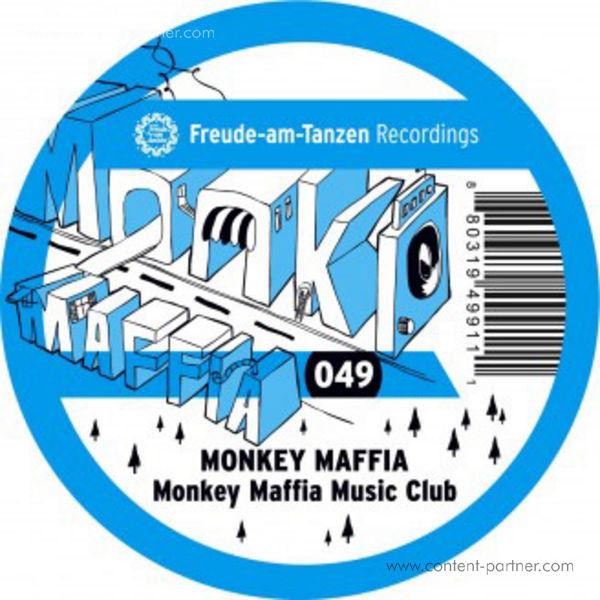 monkey maffia - monkey maffia music club