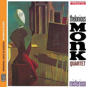 monk,thelonious quartet - misterioso (ojc remasters)