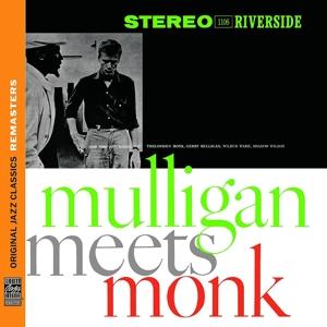 monk,thelonious/mulligan,gerry - mulligan meets monk (ojc remasters)