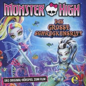 monster high - das groáe schreckensriff-original h?rspi