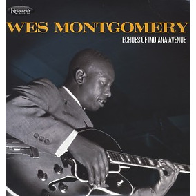 montgomery,wes - echoes of indiana avenue
