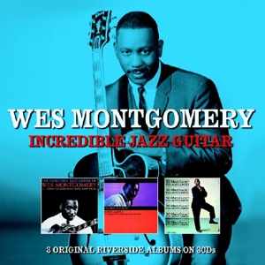 montgomery,wes - incredible jazz guitar