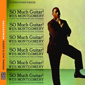 montgomery,wes - so much guitar! (ojc remasters)