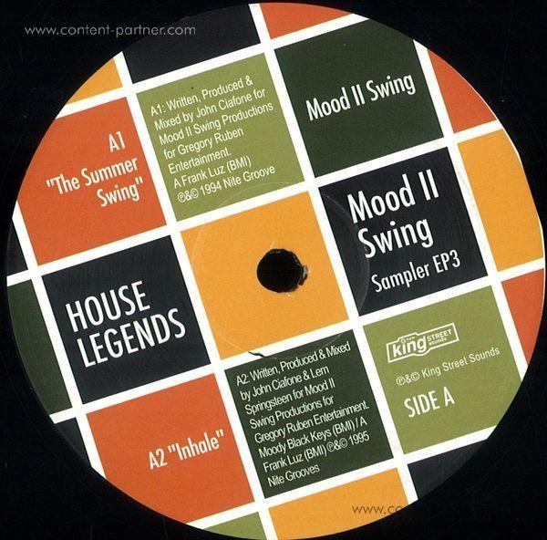 mood 2 swing - house legends (sampler three)