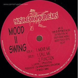mood 2 swing - move me ep